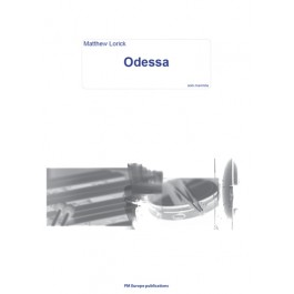 Lorick M., Odessa (marimba solo)