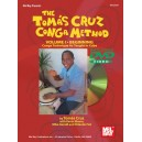 CRUZ,. The Thomas Cruz Conga Method Vol.1(w/cd)