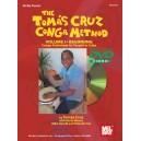 CRUZ,. The Thomas Cruz Conga Method Vol.1(w/cd)